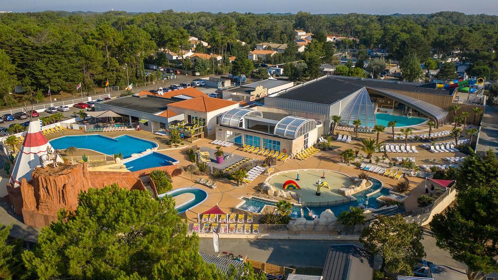 Top 3 des campings avec piscine en Aveyron