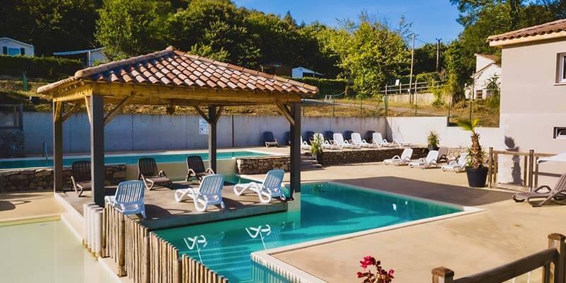 Les plus beaux campings 4 étoiles en Ardèche