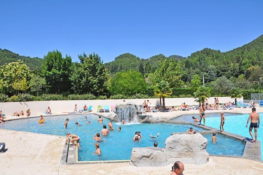 Top 3 des campings avec piscine à Labenne